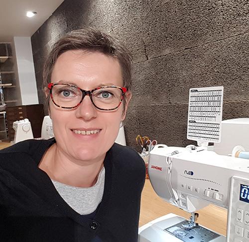 Marie Fabbro le fil amant boutique de couture