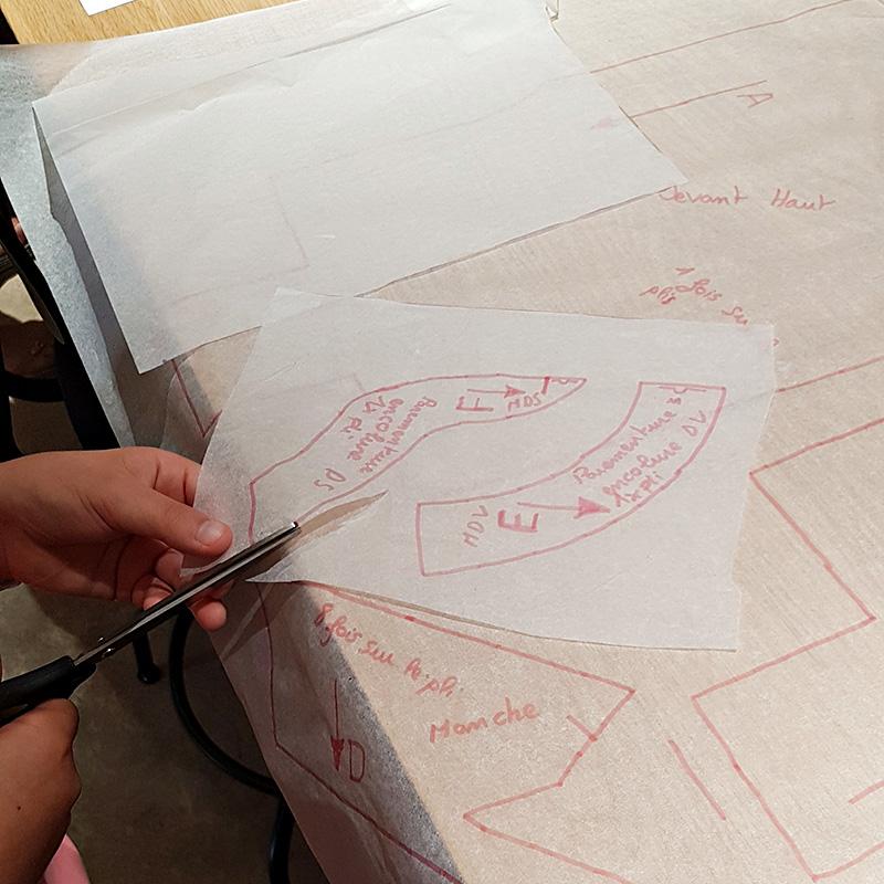 atelier et cours de couture