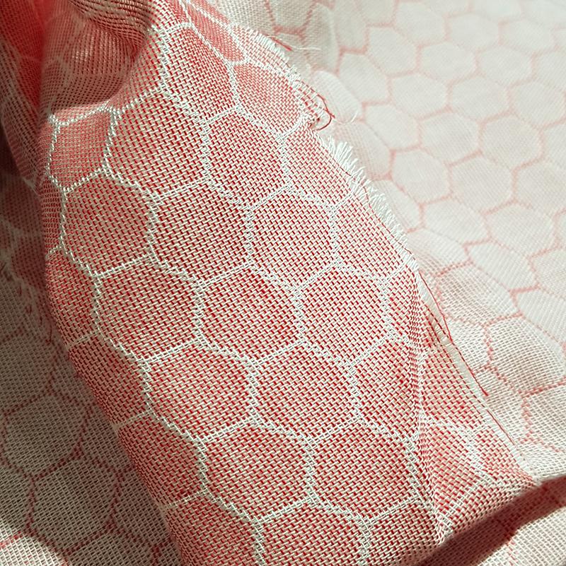 Double gaze coton bio gots fabrication française