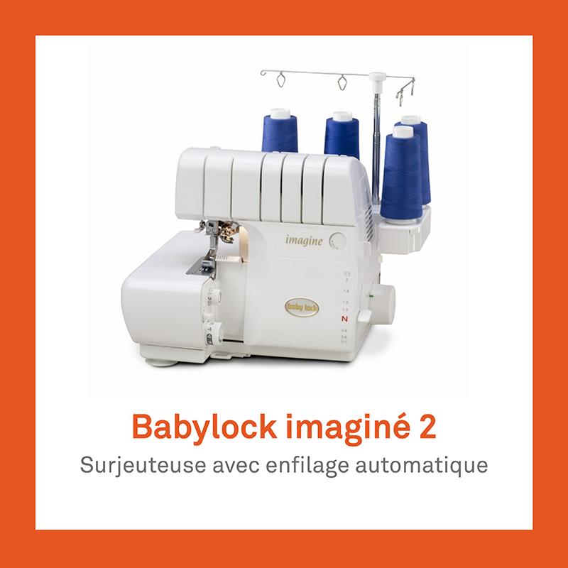machine à coudre Babyblock