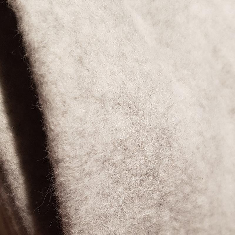 polaire de coton gots