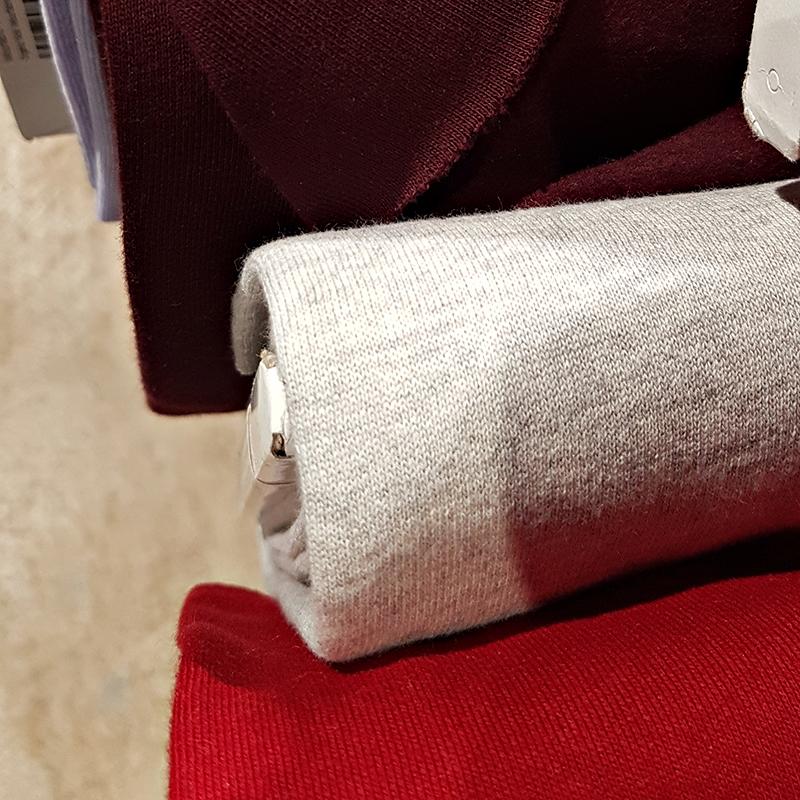 sweat coton bio gots